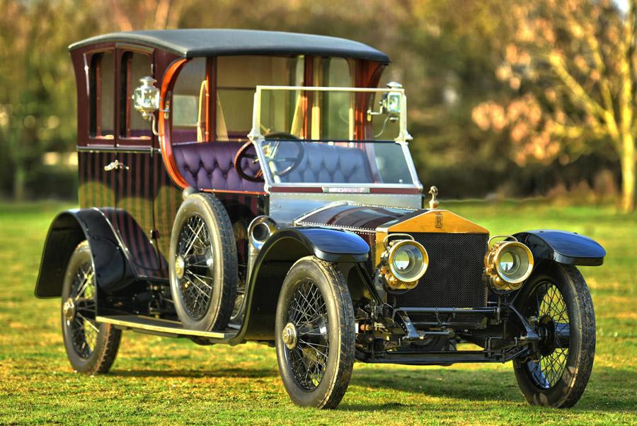 Rolls Royce Silver Ghost 1911