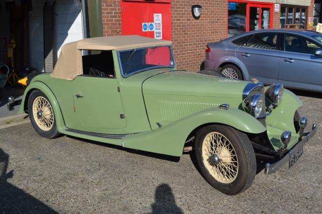 Bentley 3.5 Litre